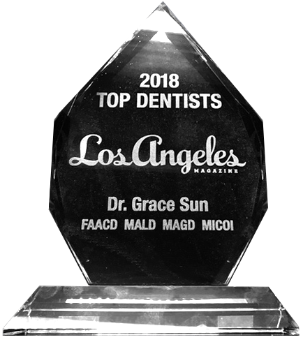 Los Angeles Magaine Best Dentist 2018